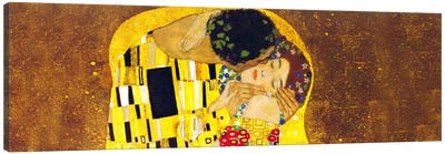 The Kiss Canvas Print #304PAN