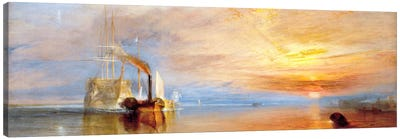 Fighting Temeraire Canvas Art Print