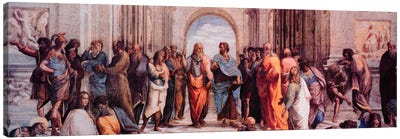 School of Athens Canvas Print #306PAN
