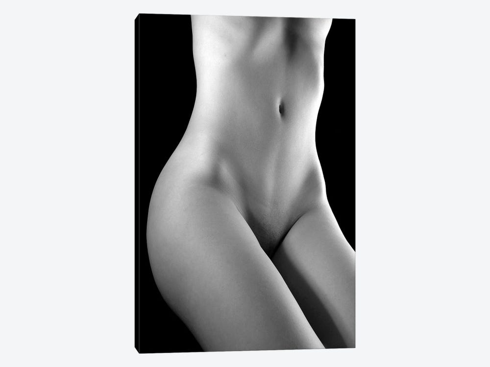Nude Woman by Unknown Artist 1-piece Art Print