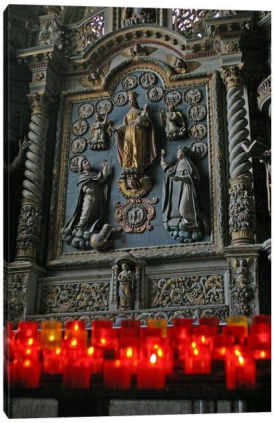 Catholic Light Canvas Art Print