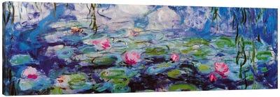 Nympheas Canvas Print #327PAN