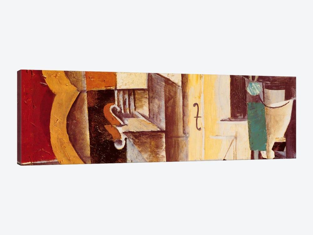 Violin & Guitar by Pablo Picasso 1-piece Canvas Art Print