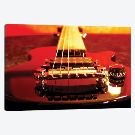 Electric Guitar Canvas Print #32} by Unknown Artist Canvas Artwork