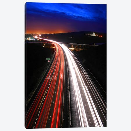 Road Lights Canvas Print #34} Canvas Art Print