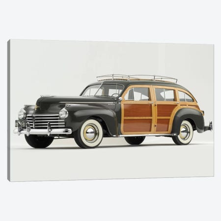 1941 Chrysler Town & Country Canvas Print #3504} Canvas Art Print