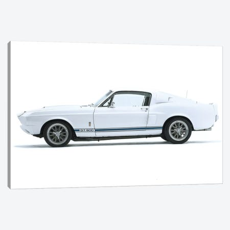 Shelby Mustang Gt500, 1967 Canvas Print #3524} Canvas Print