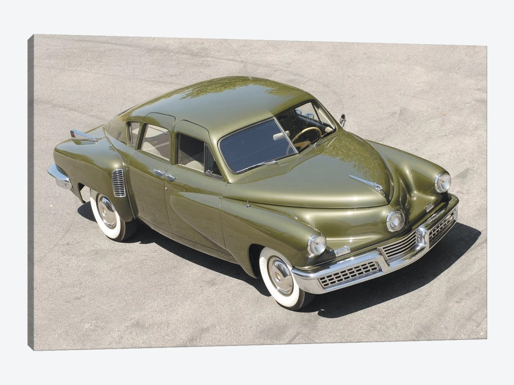 1948 Tucker Sedan 1-piece Art Print