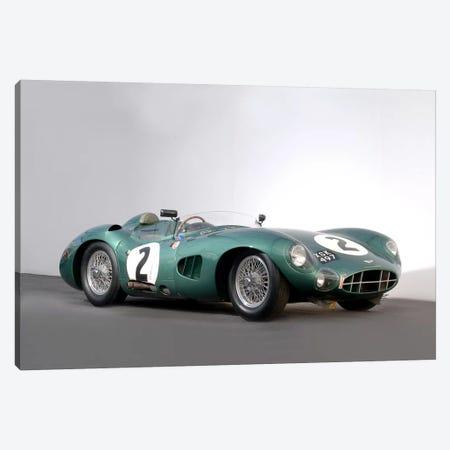 Aston Martin Dbr1, 1959 Canvas Print #3540} by Unknown Artist Canvas Artwork