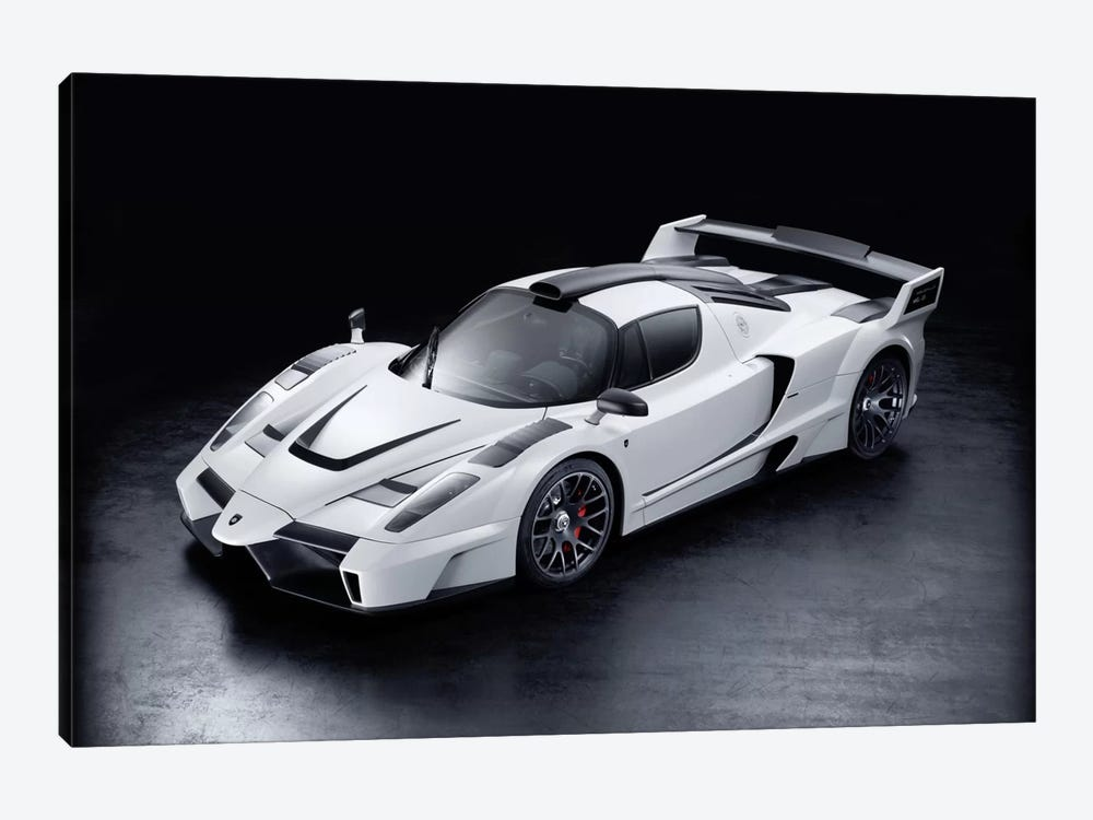 Ferrari Enzo Gemballa Mig-u1 1-piece Canvas Artwork