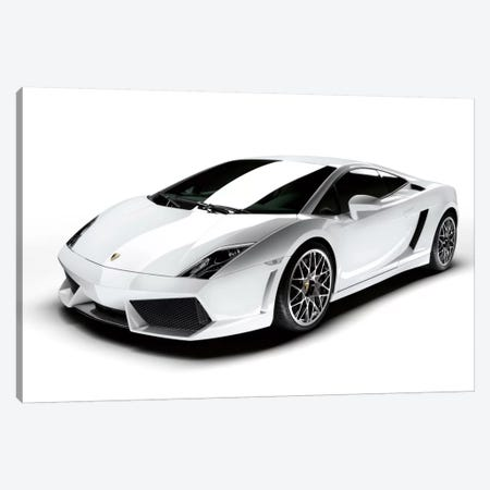 Lamborghini Gallardo Lp 560-4 Canvas Print #3550} by Unknown Artist Canvas Print