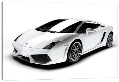 Lamborghini Gallardo Lp 560-4 Canvas Art Print