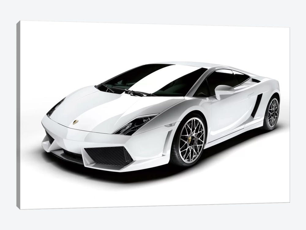 Lamborghini Gallardo Lp 560 4 1 Piece Canvas Art Print ...
