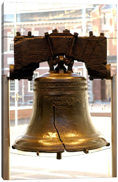 Liberty Bell Canvas Art Print