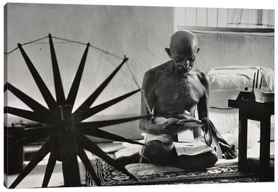 Mahatma Gandhi Canvas Print #3642