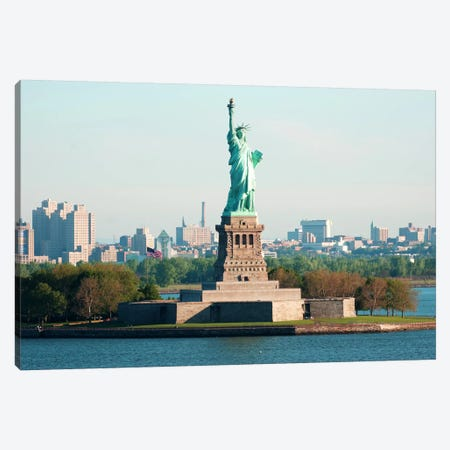 Statue of Liberty Canvas Print #3665} by Unknown Artist Canvas Art