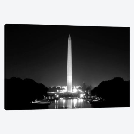 Washington Monument Canvas Print #3680} by Unknown Artist Canvas Art Print