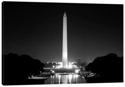 Washington Monument Canvas Art Print