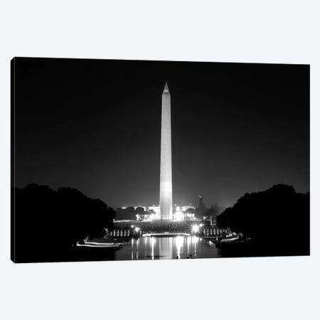 Washington Monument Canvas Print #3680} by Unknown Artist Canvas Art Print