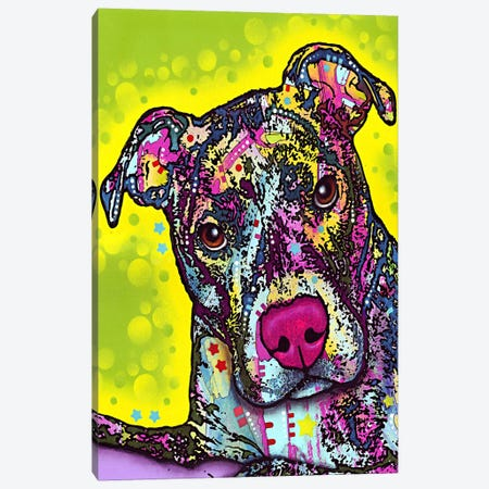 Brindle Canvas Print #4226} by Dean Russo Canvas Print