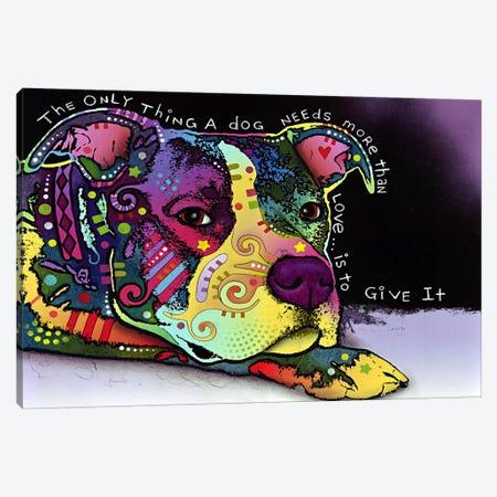 Affection Canvas Print #4230} by Dean Russo Canvas Art Print