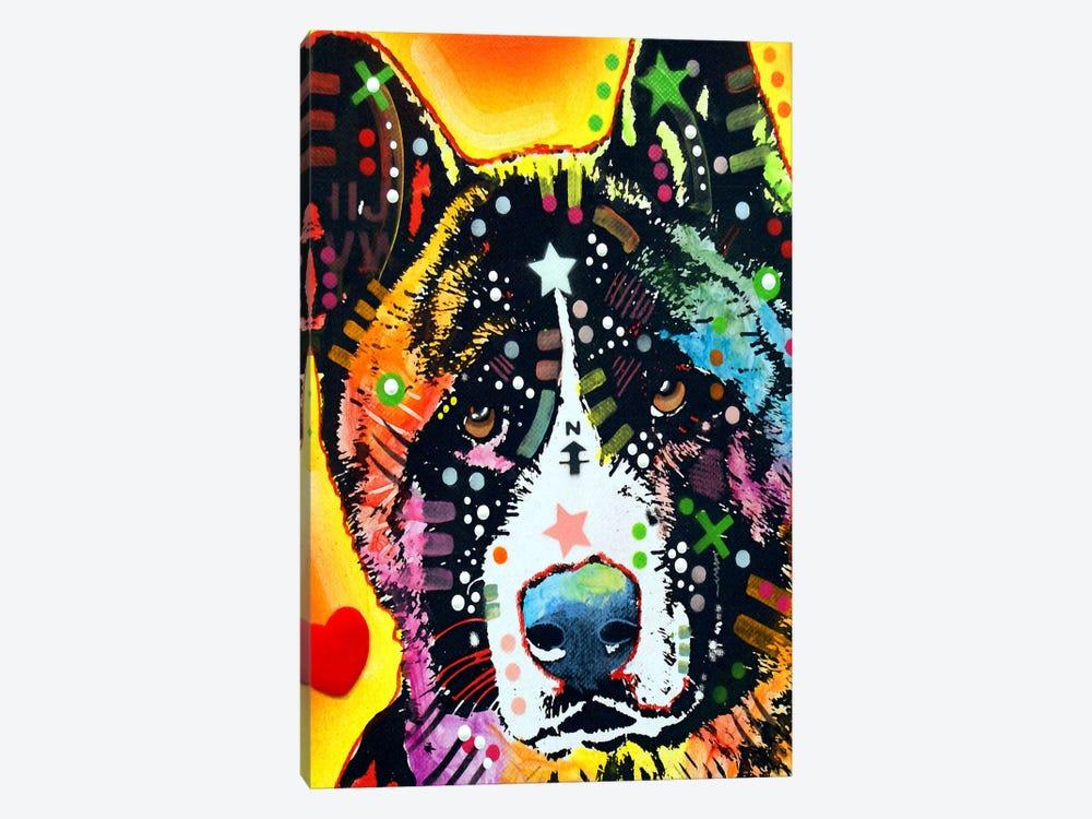 Akita by Dean Russo 1-piece Art Print