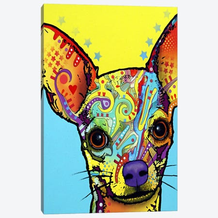 Chihuahua l Canvas Print #4239} by Dean Russo Art Print