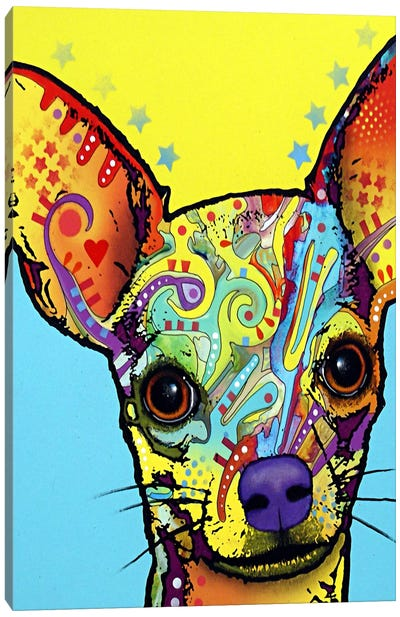 Chihuahua l Canvas Art Print