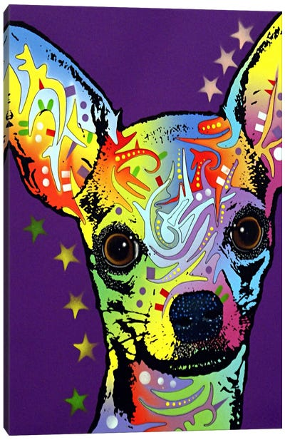 Chihuahua ll by Dean Russo Canvas Wall Art