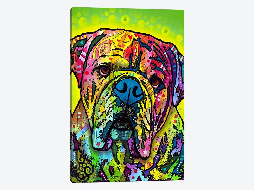 Hey Bulldog by Dean Russo 1-piece Canvas Artwork