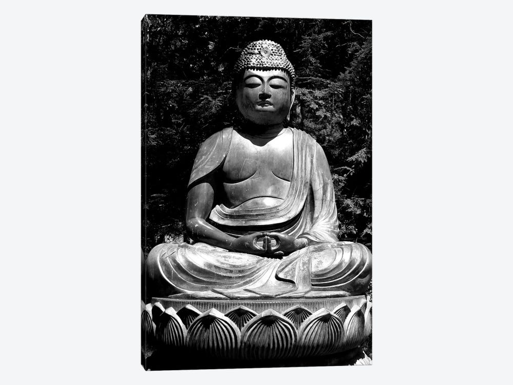 Asian Buddha 1-piece Canvas Wall Art