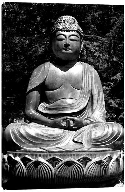 Asian Buddha Canvas Art Print