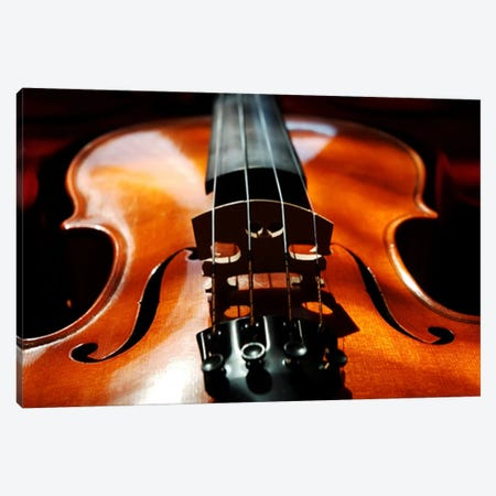 Violin Canvas Print #44} by Unknown Artist Canvas Art