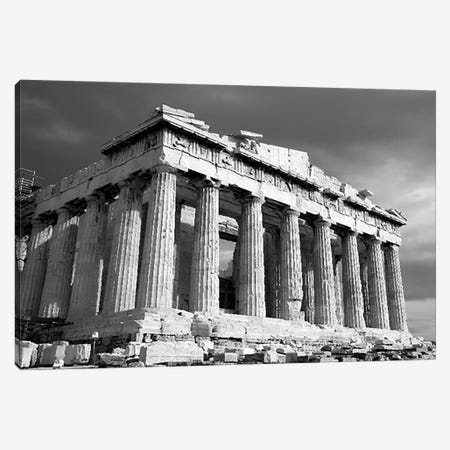Parthenon Athens Canvas Print #46} Canvas Wall Art