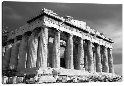 Parthenon Athens Canvas Art Print