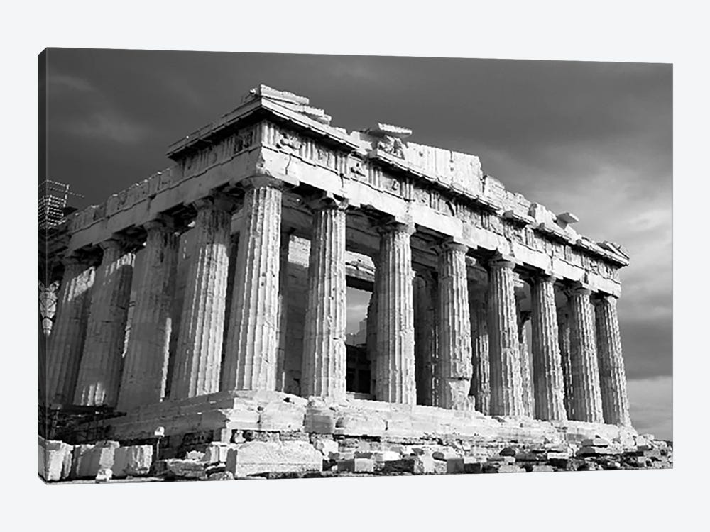 Parthenon Athens 1-piece Canvas Art