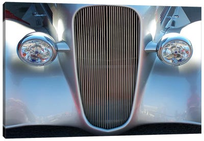 Hot Rod Canvas Art Print