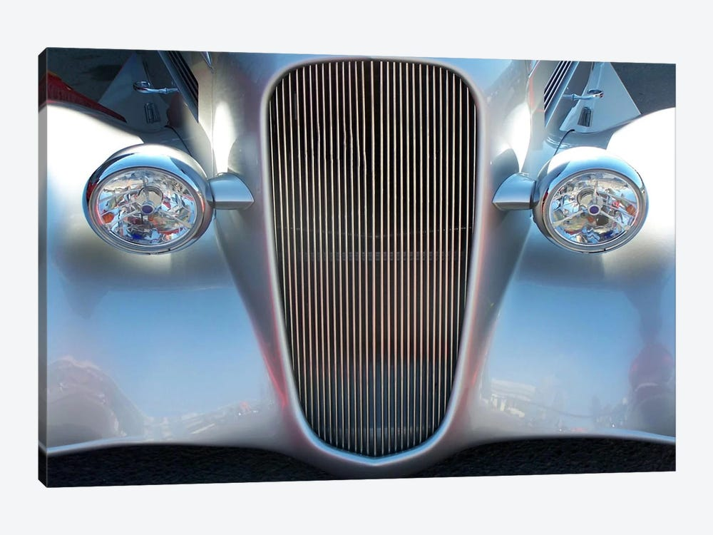 Hot Rod Canvas Wall Art by Unknown Artist | iCanvas