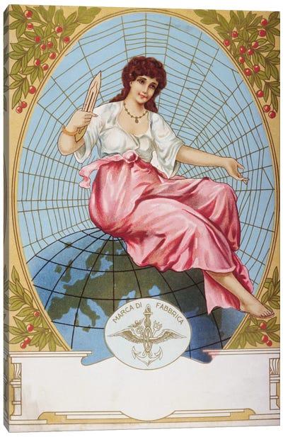 Marca Di Fabrica Vintage Poster Canvas Art Print