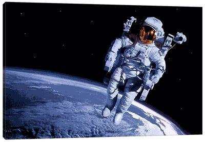 Spaceman Canvas Print #509