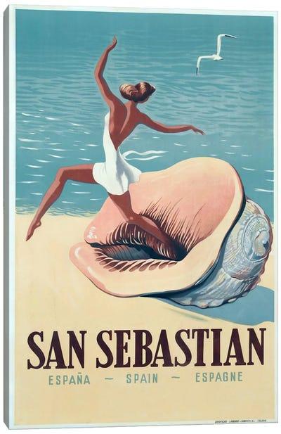 San Sebastian Canvas Art Print