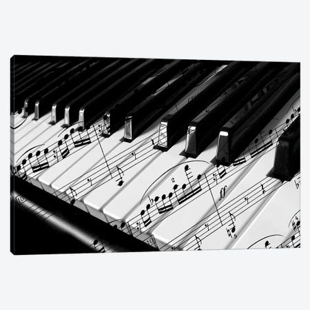 Piano Canvas Print #53} by Unknown Artist Canvas Wall Art