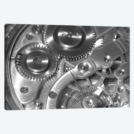 Watch Mechanism Canvas Print #56} by Unknown Artist Art Print