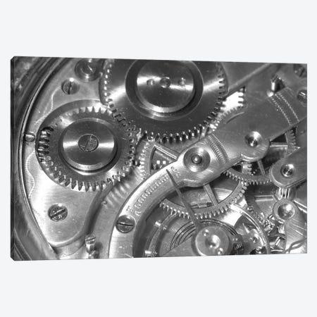 Watch Mechanism 3-Piece Canvas #56} by Unknown Artist Art Print