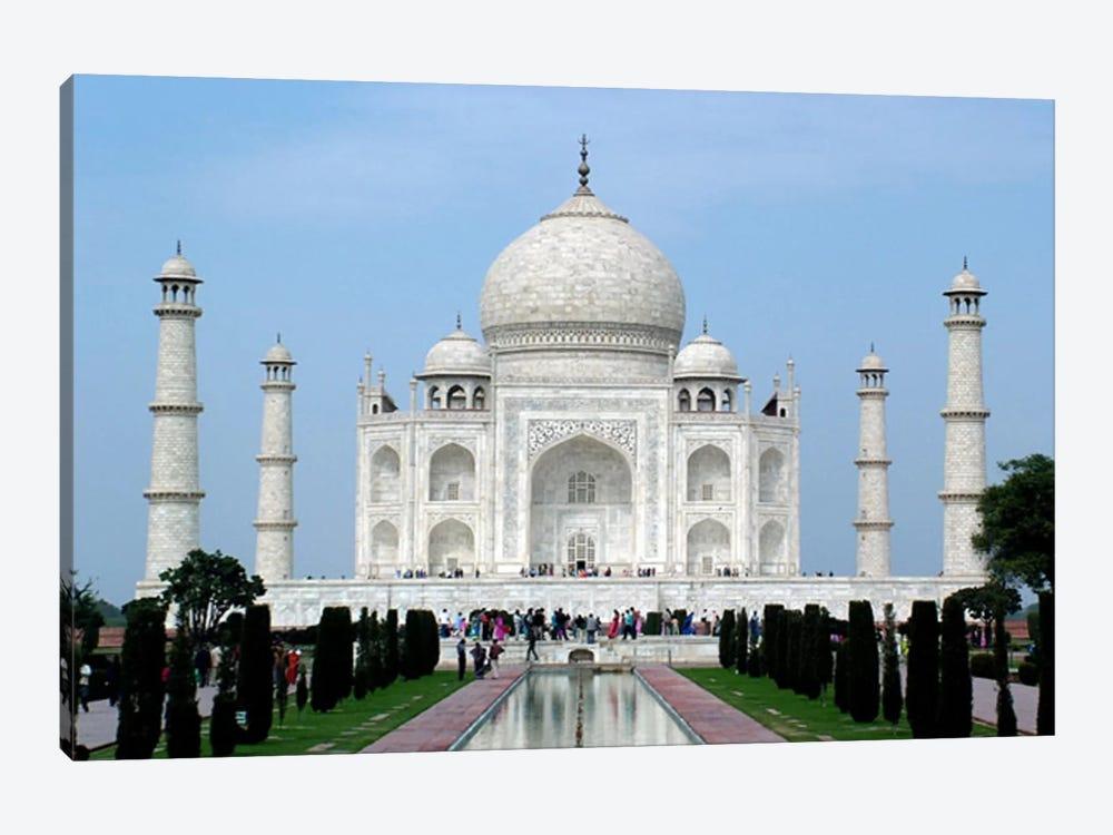 Taj Mahal by Unknown Artist 1-piece Canvas Wall Art