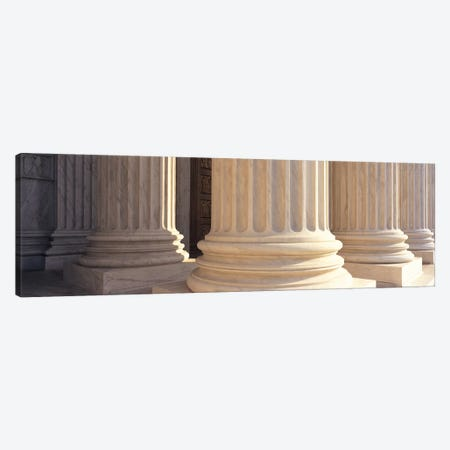 Columns Architecture Canvas Print #6015} by Unknown Artist Canvas Art Print