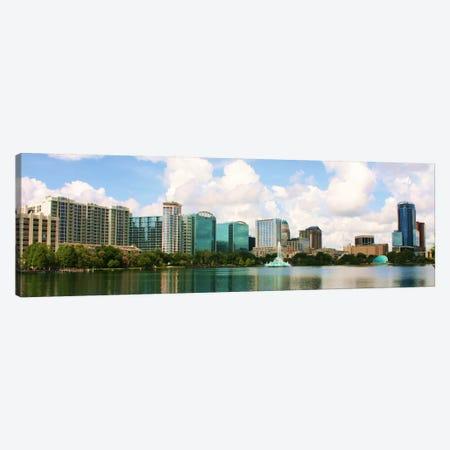 Orlando Panoramic Skyline Cityscape Canvas Print #6118} by Unknown Artist Canvas Art Print