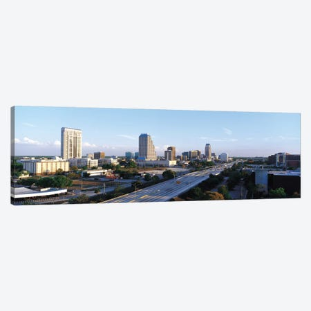 Orlando Panoramic Skyline Cityscape Canvas Print #6119} by Unknown Artist Canvas Print