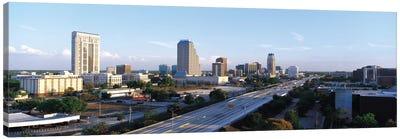 Orlando Panoramic Skyline Cityscape Canvas Print #6119