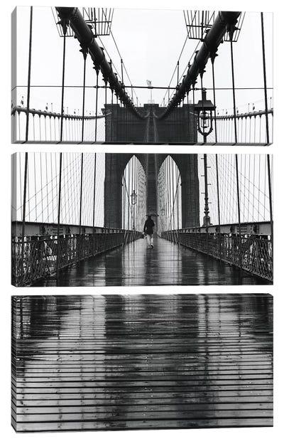 Brooklyn Bridge (New York City) Canvas Art Print